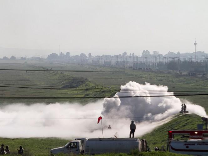Se registra fuga de gas en Nextlalpan; desalojan a dos mil