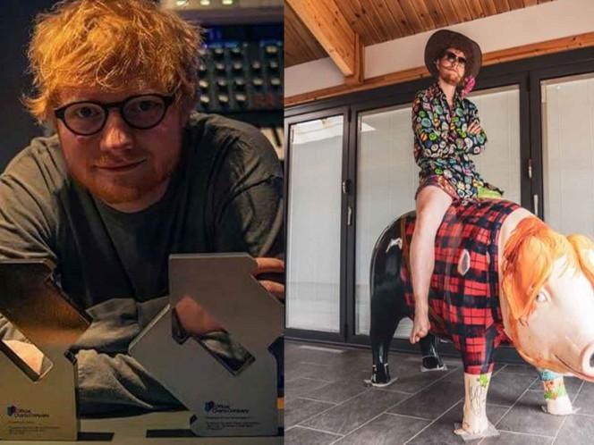 Ed Sheeran supera récord de U2