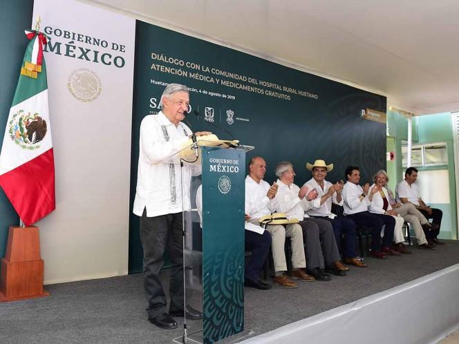 Espera López Obrador control en la venta de armas en EU