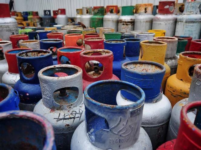 Verificaciones de Gas LP bajan riesgos para los consumidores: Profeco