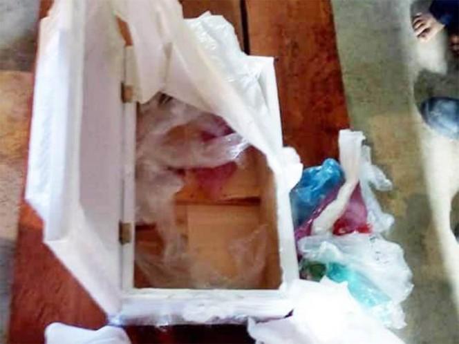 Padre abrió el ataúd de su hijo fallecido y sólo encontró basura