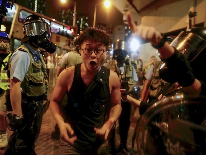 Pide UE a China respetar la autonomía de Hong Kong