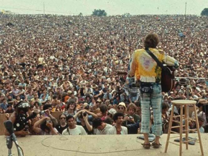 Regreso al festival que definió a una generación — Woodstock