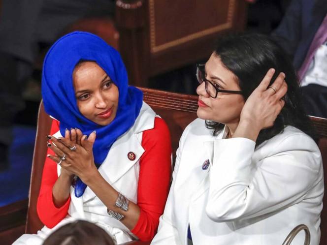 Israel veta la entrada a dos congresistas musulmanas