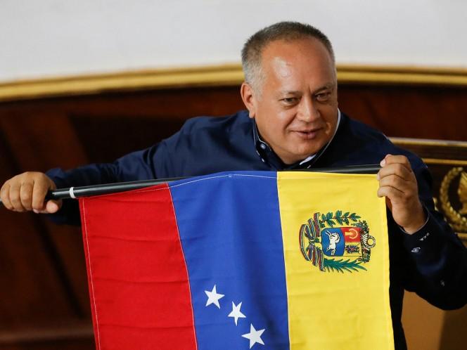 Estados Unidos estaría dialogando con Diosdado Cabello en Venezuela