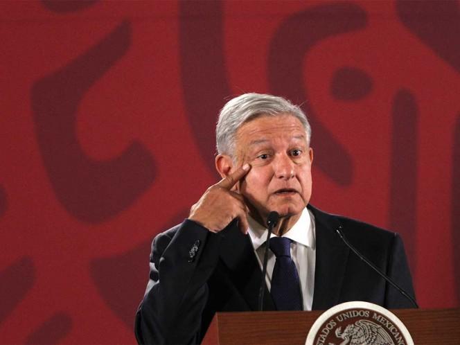 Recibe AMLO cartas credenciales de seis embajadores - Política
