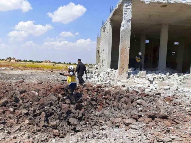Israel bombardea posiciones militares de Irán y sus aliados en Siria