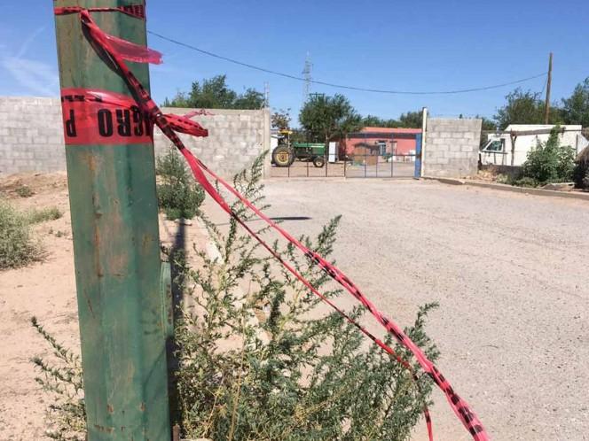 Masacran a tres niñas y un hombre en Juárez