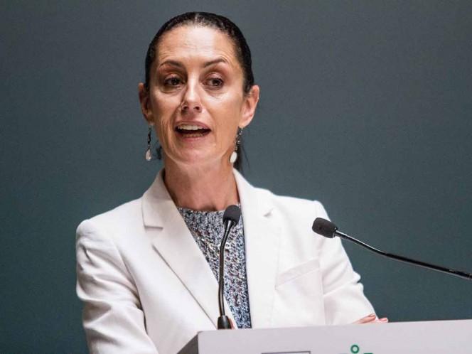 Sheinbaum, honrada por invitación a Palacio Nacional