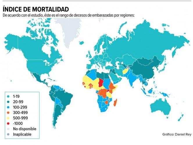 Muerte materno infantil cada 11 segundos; alertan Unicef y la OMS