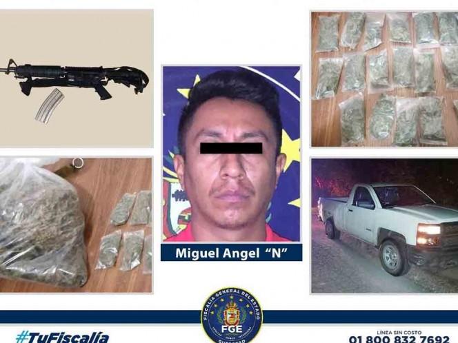 Cae presunto asesino del fotógrafo Erick Alejandro