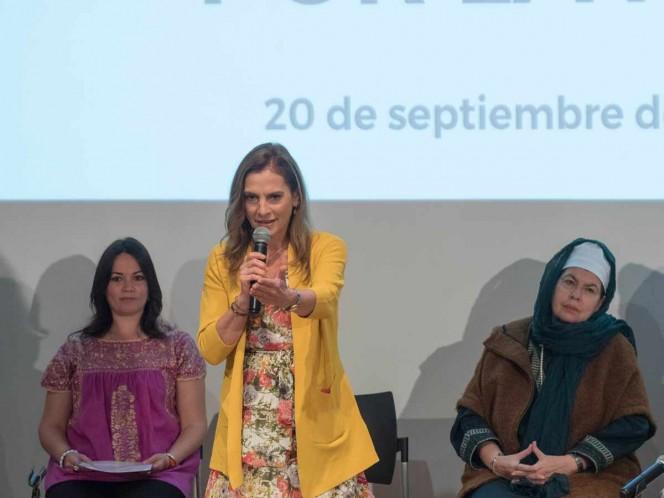 La paz requiere respeto a pensamiento del prójimo: Beatriz Gutiérrez Müller