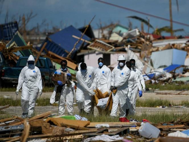Reporta Bahamas 53 muertos por huracán 'Dorian'