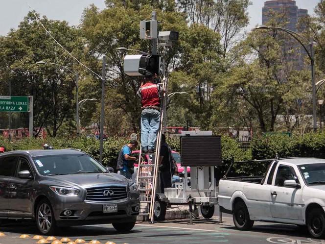 En 5 meses con 'Fotocívicas' se redujeron 35% accidentes: Semovi