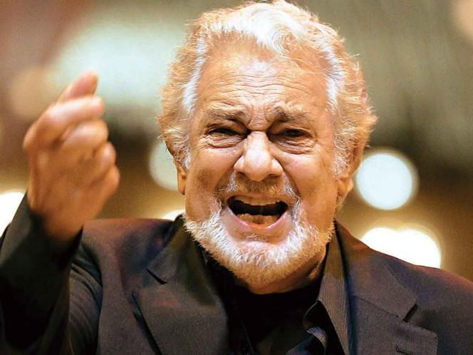 Plácido Domingo cancela en Nueva York ante la presión de sus compañeros