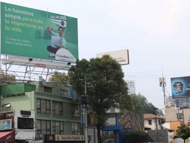 Exhortan a empresas a no contratar publicidad ilegal. Foto: Cuartoscuro/Archivo