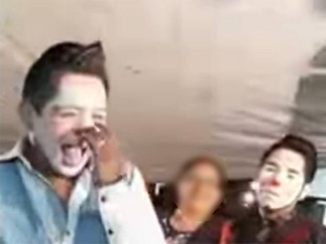 Capturan en Puebla a payasos que secuestraron a 2 niñas en Iztapalapa