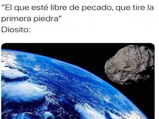 ¡No morimos! Mira los mejores memes del asteroide
