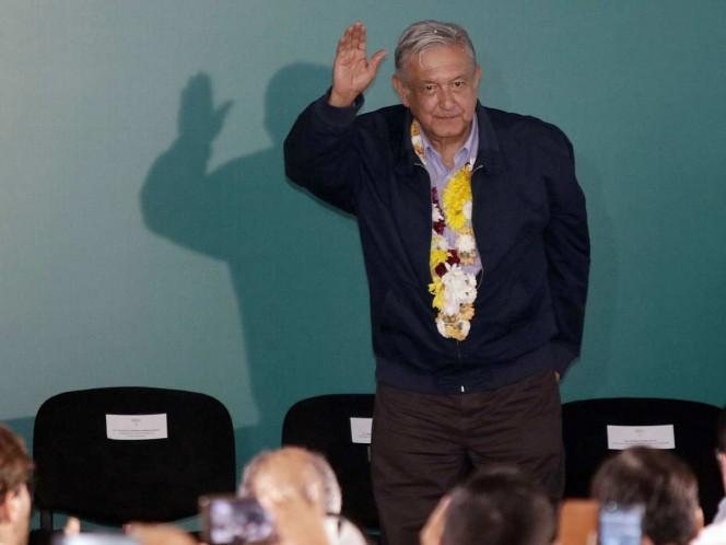 Prepara L. Obrador el Plan Nacional de Salud