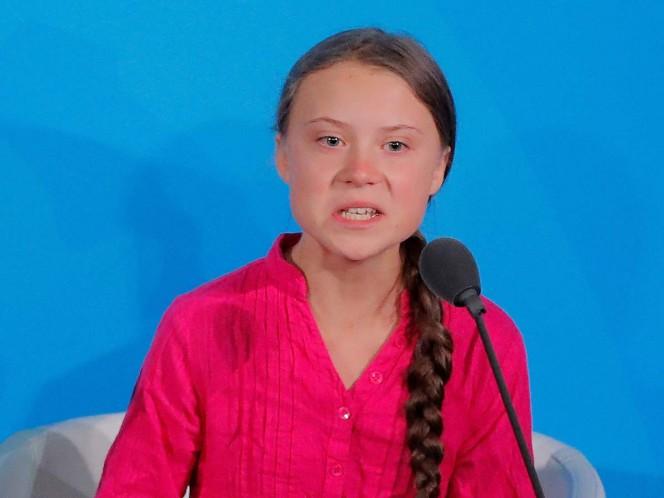 Fatboy Slim remixa el discurso de Greta Thunberg