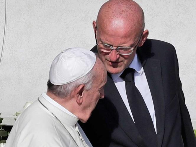 Renunció el jefe de seguridad del papa Francisco
