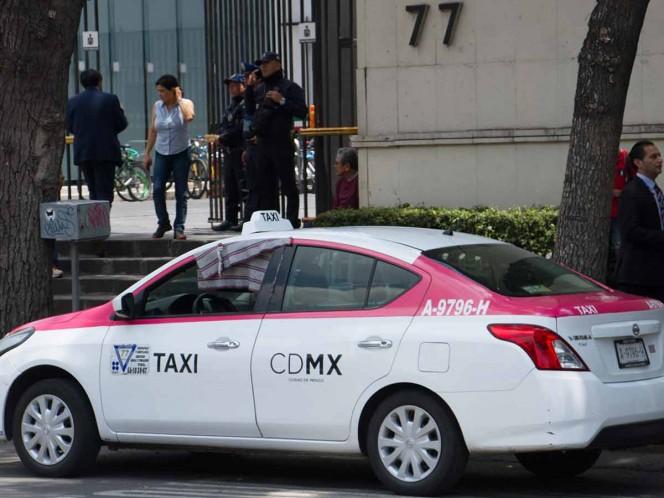 App y opciones de tarifas para taxis, listos en noviembre: Sheinbaum