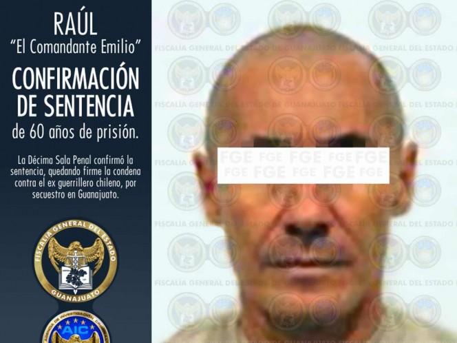 60 años de cárcel para el Comandante Emilio — Confirmado