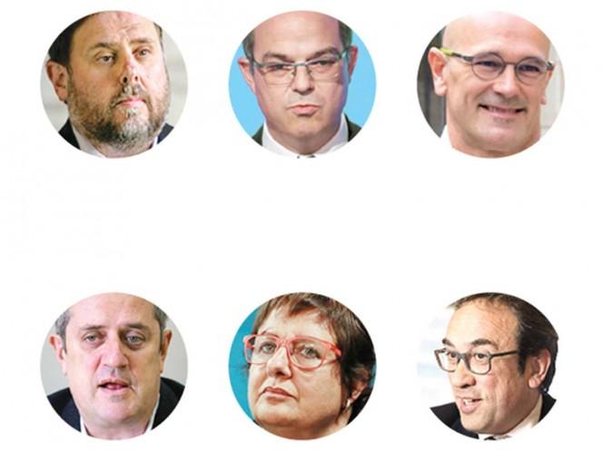 Al menos 19 detenidos en Cataluña por las protestas violentas del jueves