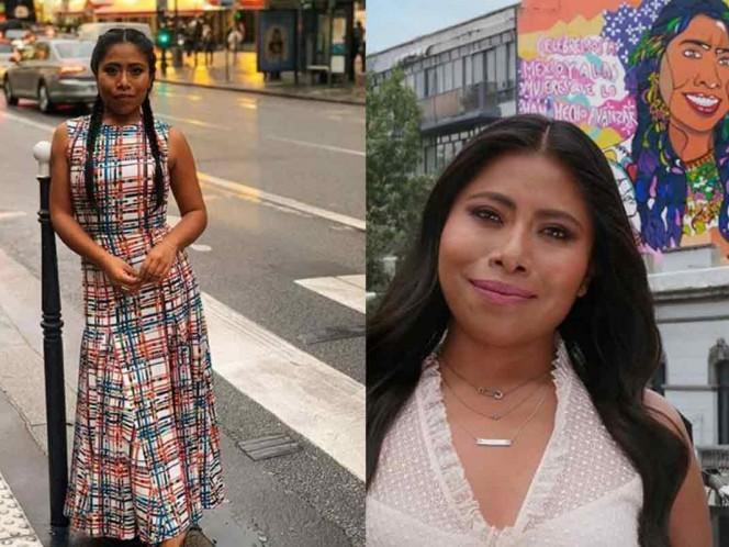 Yalitza Aparicio, entre las 100 mujeres más influyentes del mundo