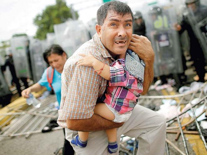 Sigue INM regularizando a migrantes en Chiapas