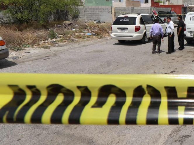 Matan a policía al atender reporte de violencia familiar