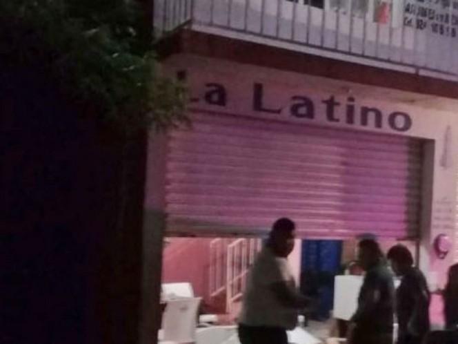Ataque en bar de Catemaco deja dos muertos