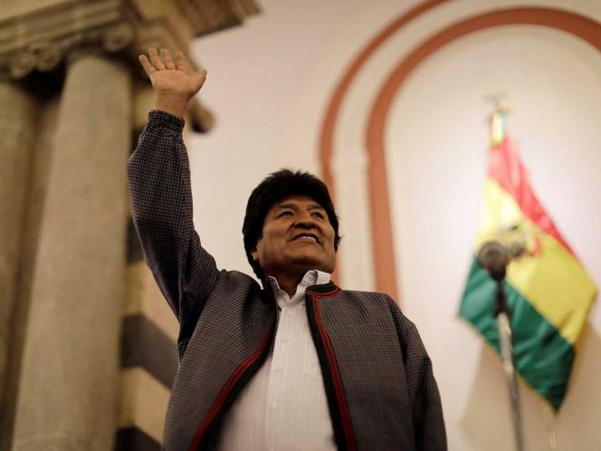 Evo Morales amarra reelección