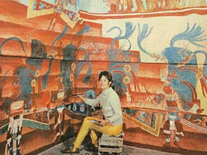El arte está de luto, muere Rina Lazo, discípula de Diego Rivera
