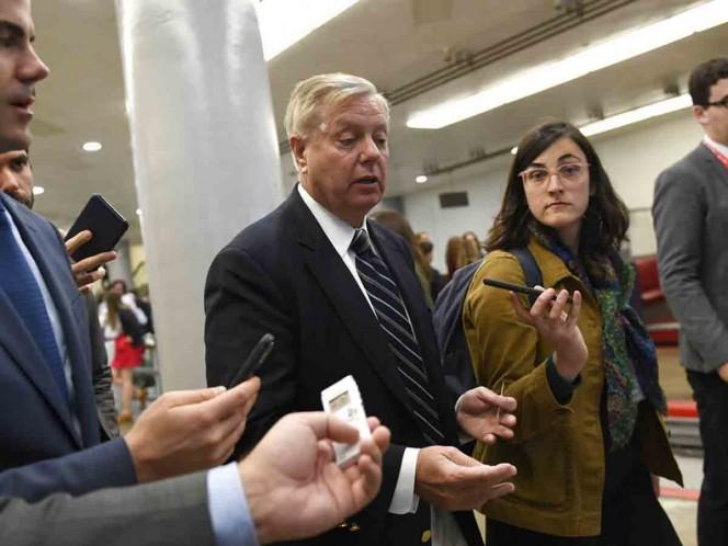 'Prefiero ir a Siria que a México', dice senador estadounidense