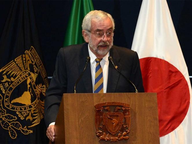 The Junta de Gobierno de la Universidad National Autonomous Region of Mexico (UNAM) is a con rector of the rector cubrirá in the period 2019-2023. Photo: Cuartoscuro