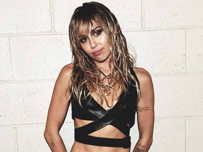 Miley Cyrus pierde la voz tras una operación