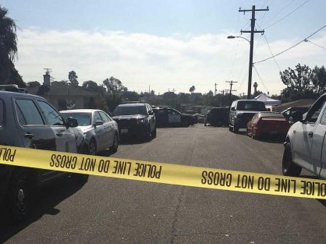 Tiroteo en San Diego deja 3 niños y dos adultos muertos