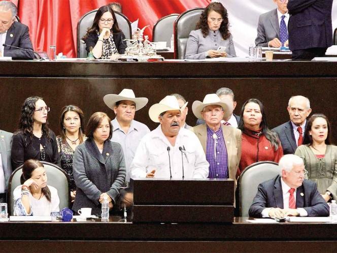 Diputados ceden ante campesinos; hay acuerdo para destrabar Presupuesto