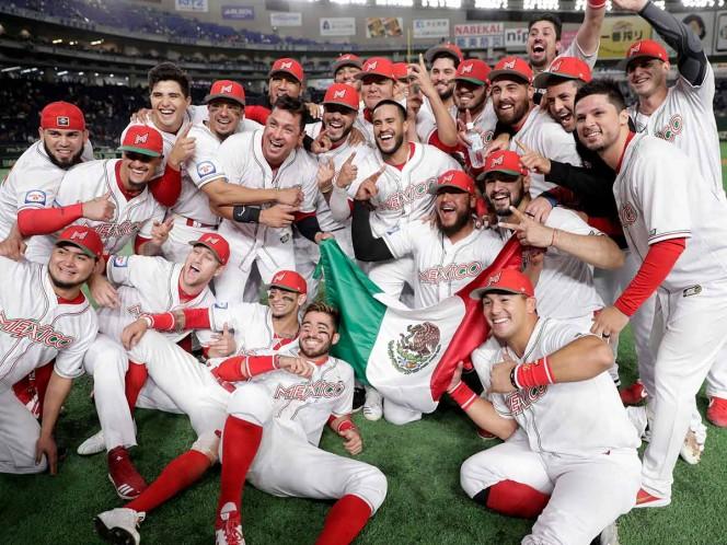 Felicita López Obrador a beisbolistas por su pase a Tokio 2020