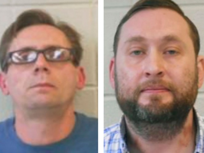 Caen 2 maestros por fabricar metanfetaminas