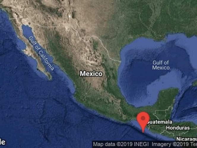 Sismo sacude Ciudad Hidalgo, Chiapas