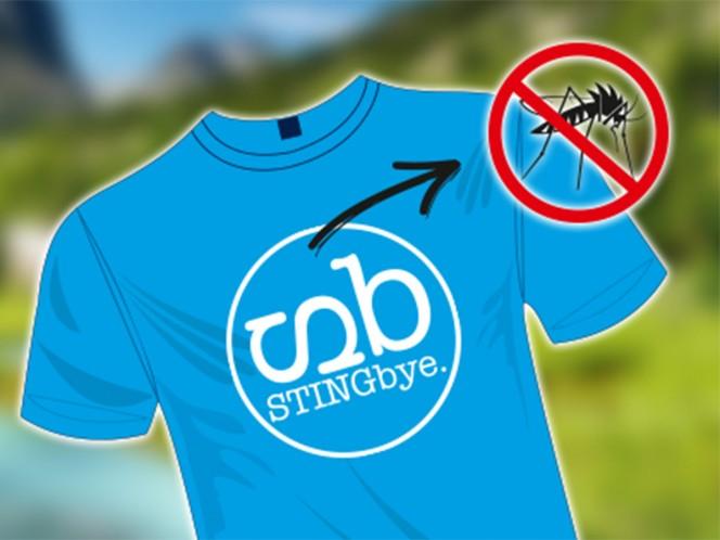 Esta es la ropa inteligente que evita picadura de insectos