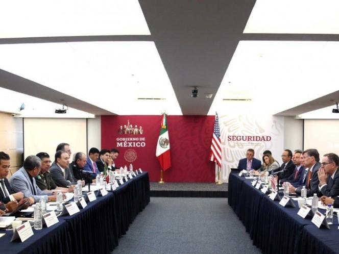 México propone a EU vigilar 58 puntos fronterizos por tráfico de armas