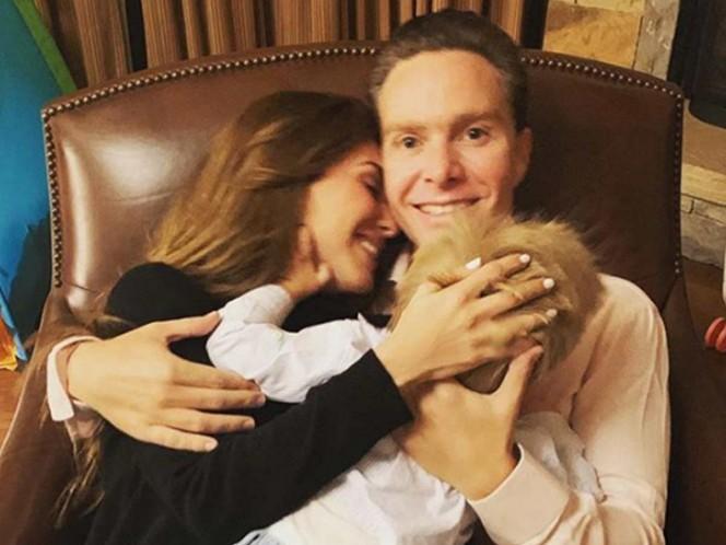 El senador Manuel Velasco precisó que en este momento está muy feliz por el embarazo de Anahí. Foto Instagram: anahi