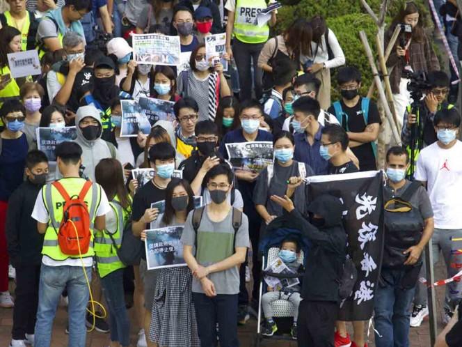 Ley sobre Hong Kong pone en peligro relación con EU: China