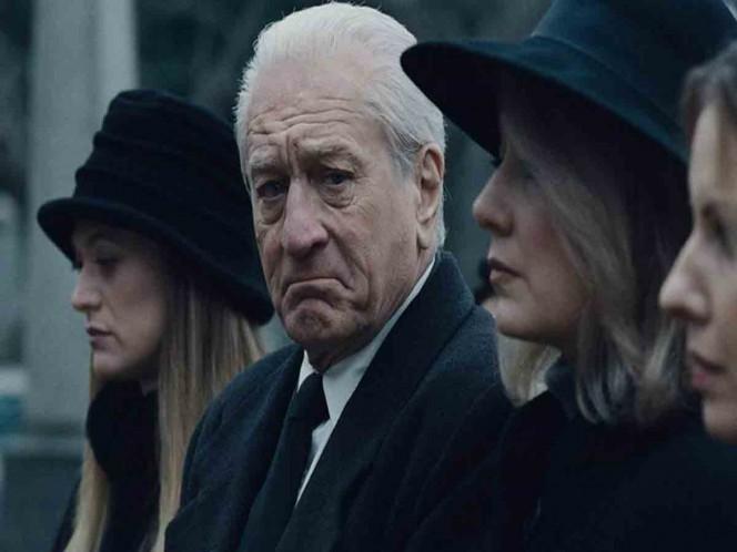 Robert De Niro replica las críticas contra El irlandés