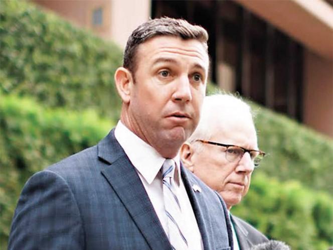 Republicano Duncan Hunter se declara culpable de cargo Federal