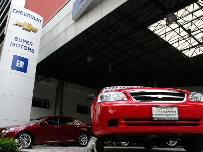 Venta de autos tiene su peor noviembre en cinco años