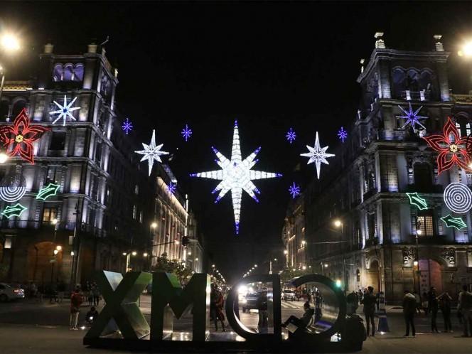 En la Ciudad de México se llevarán a cabo diversas actividades durante diciembre. Foto: Cuartoscuro